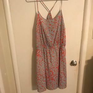 Forever 21 Plus leopard print dress